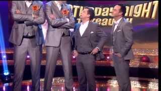 Big Ant & Dec Normal Ant & Dec Saturday Night Takeaway 1 March 2014
