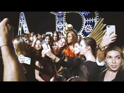 IM Milano Welcome ceremony with Anna dello Russo