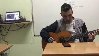 Gökhan Türkmen - Lafügüzaf (Gitar Cover)