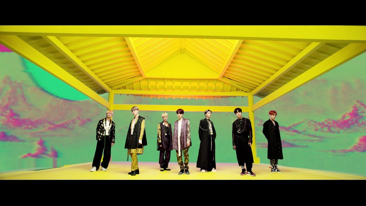 Bts idol mv official - 5 3