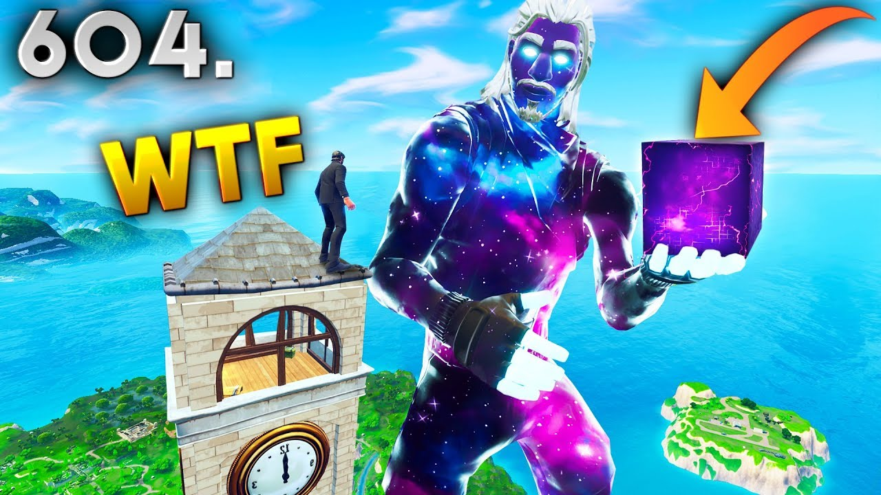 Fortnite Funny WTF Fails and Daily Best Moments Ep.604