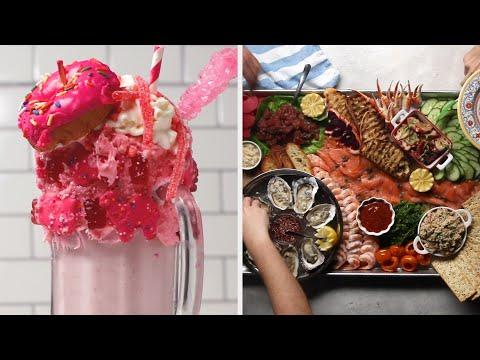 Easy Recipes For Girls Night • Tasty Recipes