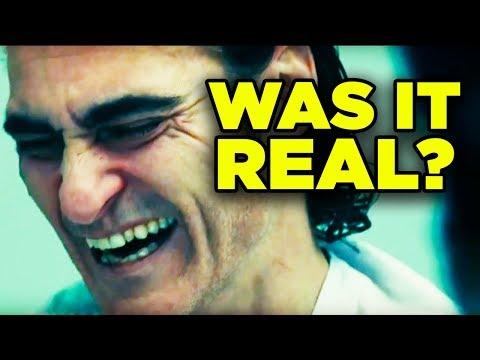 JOKER Ending Explained! Hidden Evidence of Final Twist Revealed!