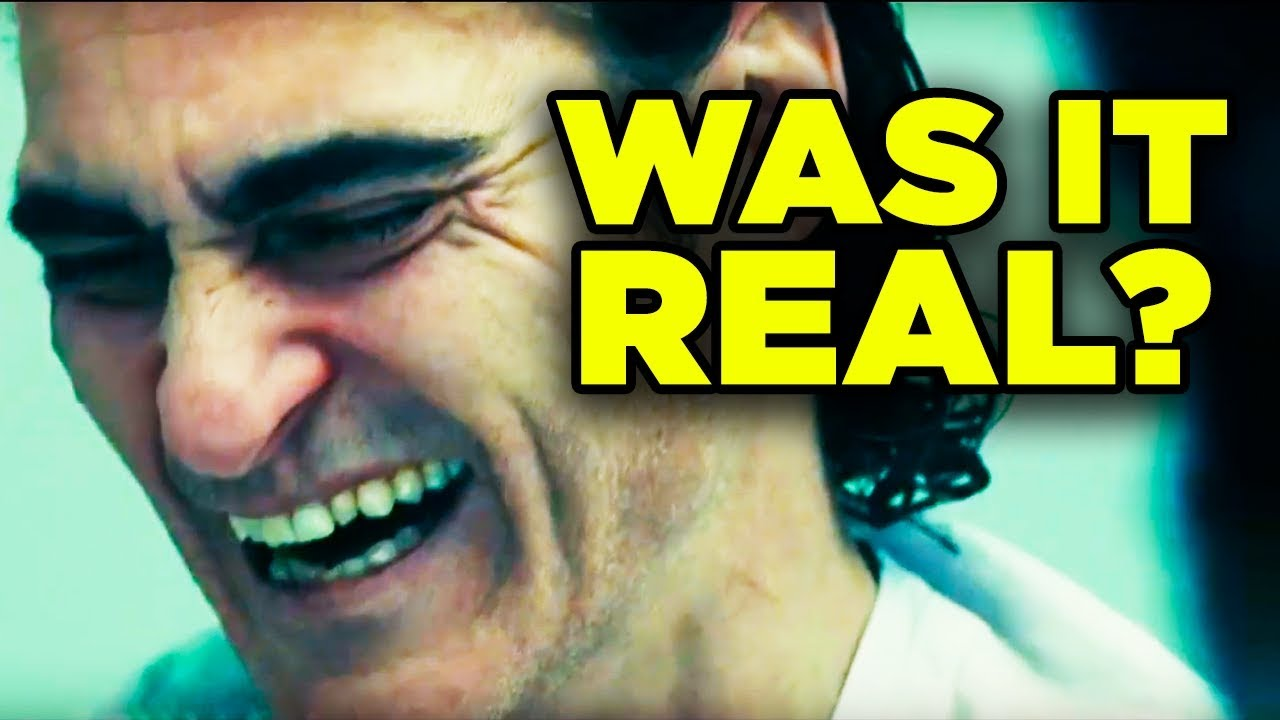Joker Ending Explained Hidden Evidence Of Final Twist Revealed