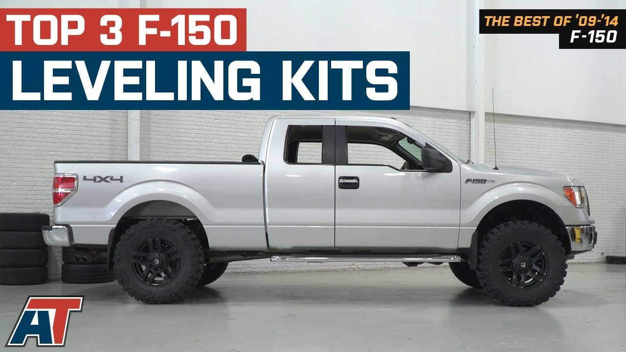 The  Best F  Leveling Lift Kits For   Ford F