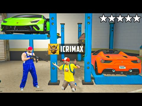 YOUTUBER AUTOS klauen als FAKE MECHANIKER in GTA 5 RP!