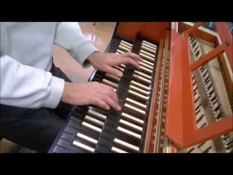 Minimal reflection 1 - peaceful, harpsichord (Salvador Carbó)
