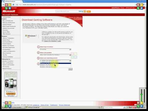 How to install Xbox 360 PC controller drivers for Windows XP / Vista