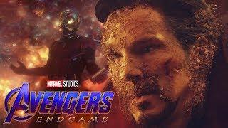 Avengers Endgame NEW Dr. STRANGE 5000 yr INFINITY WAR EASTER EGG EXPLAINED