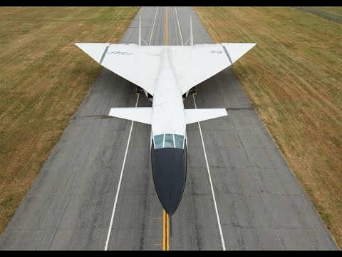 Discovery Channel   Wings   North American Xb 70 Valkyrie