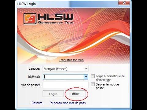 HLSW_01 et commandes rcon CS:GO
