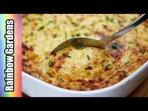 Corn Pudding (Southern Living Recipe) - Give Me Some Of The Corner! YUM!