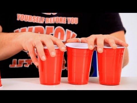How to Play Quarters | Drinking Games