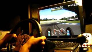Live for Speed Blackwood xrg G25