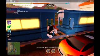 Join My Game To Jailbreak In roblox