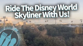 Our First Ride on the Disney World Skyliner -- Plus All Your Questions Answered