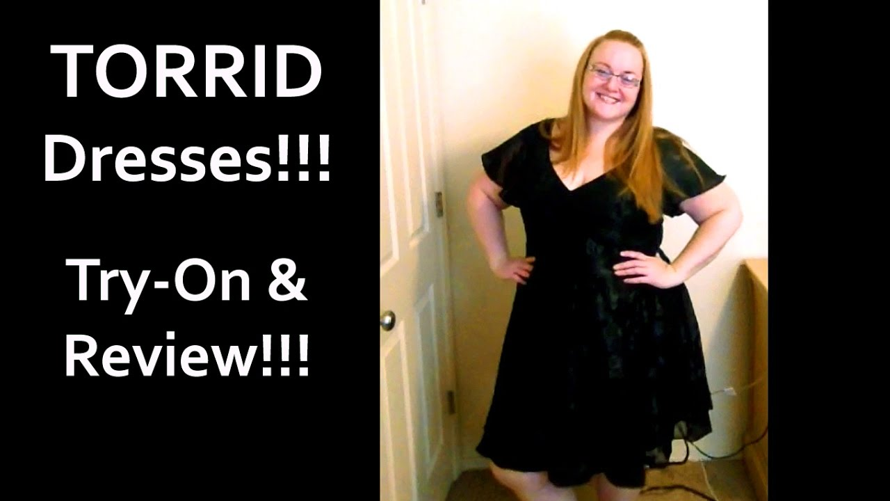 aaa60ebd8b6dd TORRID Plus Size Clothing Try On Review  9 Dresses!!!! - YouTube