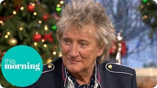 Rod Stewart on His New Number One Album | This Morning