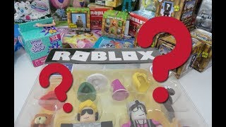 ROBLOX TOY IN BRAZIL-MANY TOYS, WHICH OPEN??