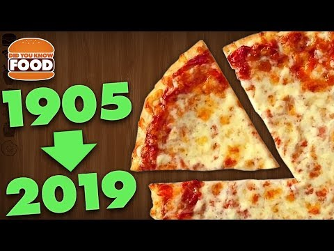 The History Of New York Pizza - Did You Know Food Ft. Remix