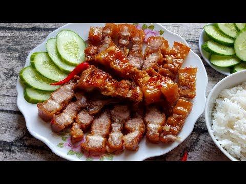 Thịt Heo Chiên Nước Mắm Cực Ngon Cực Đơn Giản, Bạn Đã Thử Làm Chưa | Góc Bếp Nhỏ