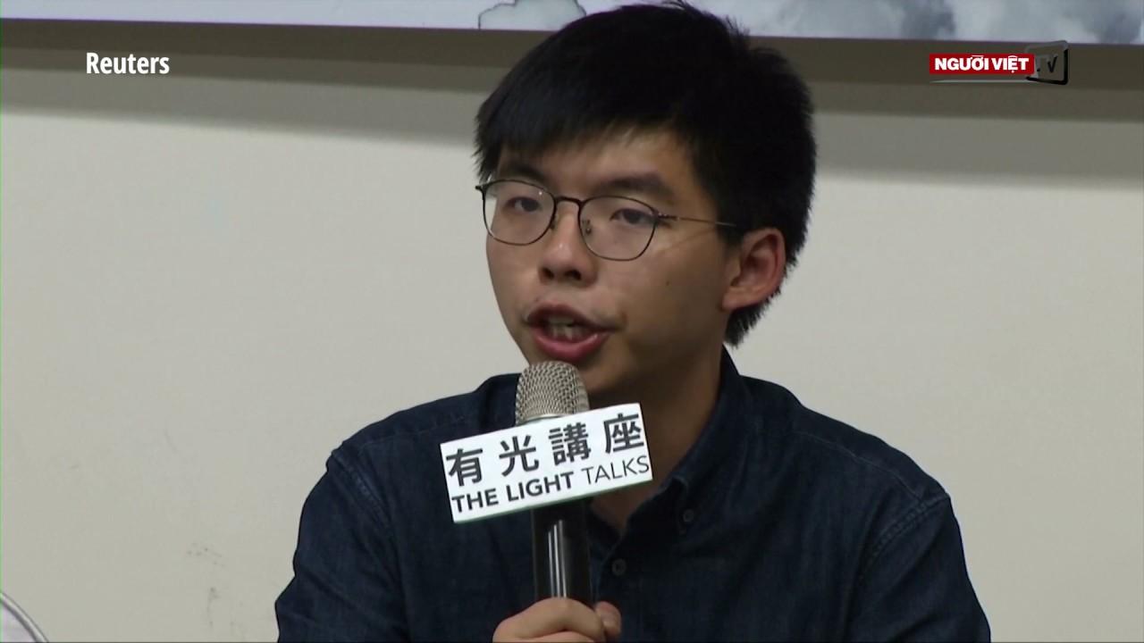Joshua Wong, thủ lĩnh biểu tình Hồng Kông: Carrie Lam 'rút dự luật dẫn độ là quá trễ'