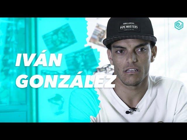 Surfing With Me - Entrevista a Iván González