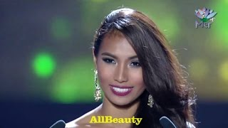 Miss Grand International 2015 Question and Answer HD