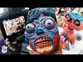 Making my own THEY LIVE Madball for Toycon UK Featuring The Toy Bunker   Full Documentary!