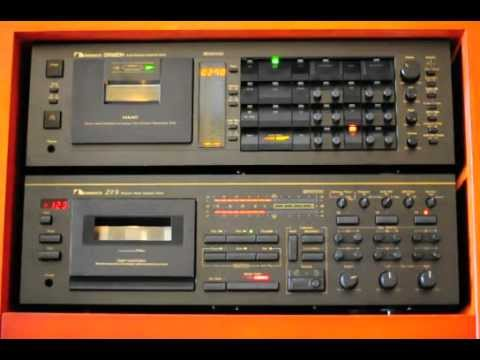 Nakamichi Dragon Amp Zx 9 In Action Youtube