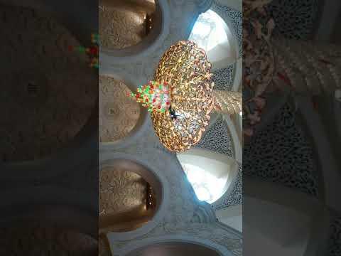 Dubai ,Sheikh Zayed Grand Mosque Center ABUDABI DUBAI