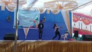 CASPS Duet Dance(Abhi nd Dharmi)Melvin louis style