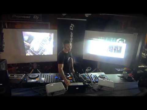 PIONEER REKORDBOX DJ TOUR LIVE RECORDING @thedjshop Co Uk