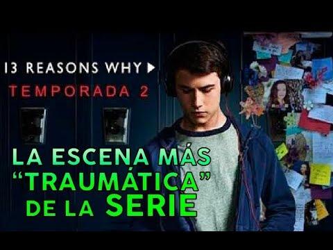 """13 RAZONES Por Las Que TODOS Hablan De La Segunda Temporada De """"13 REASONS WHY"""""""