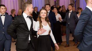 Studniówka Ekonomika 2019 - polonez
