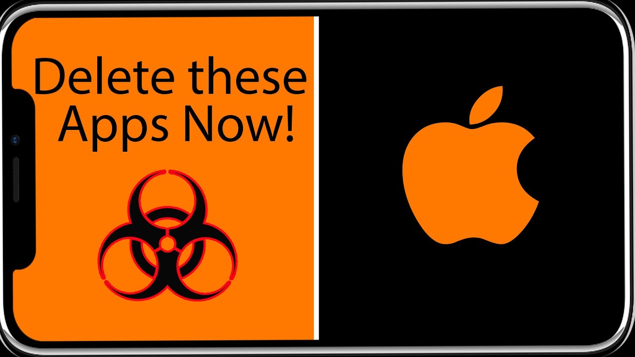 iPhone Malware App – REMOVE these 17 Apps ASAP!