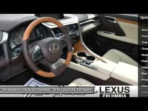 2016 lexus rx 350 columbia sc 24490 youtube. Black Bedroom Furniture Sets. Home Design Ideas