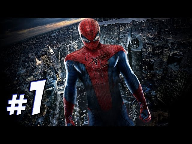 The Amazing Spiderman: Gameplay - Inicio - Parte 1 (xbox/ps3/pc) Videos De Viajes