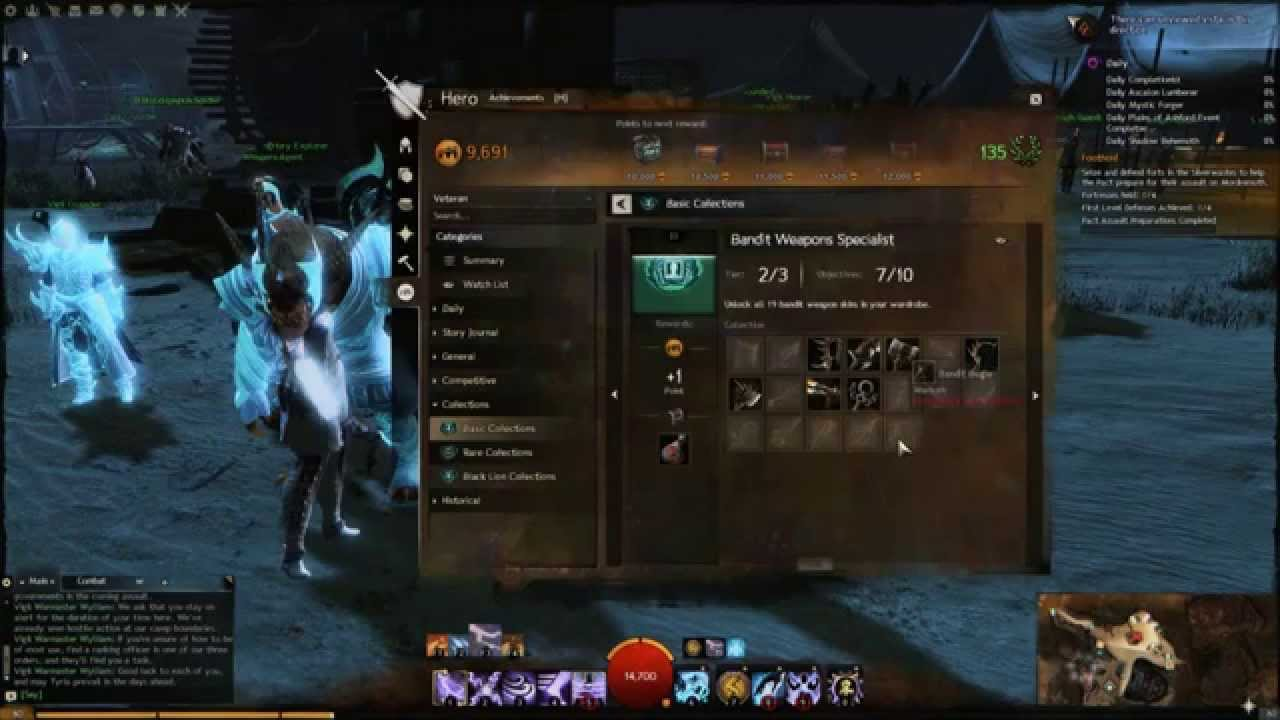 Gw2 20 slot craftsman's bag