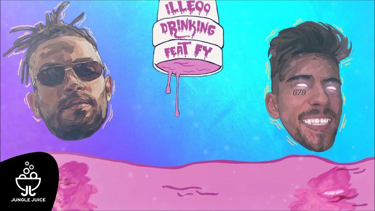 Download iLLEOo - DRINKING feat Fy prod. Sammy Velasquez   Official Audio Release