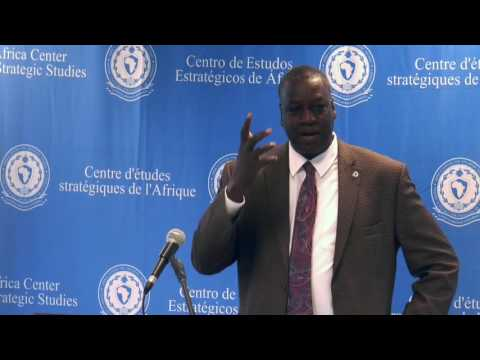 Africa's External Security Partners – Luka Kuol