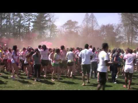 Holi at W&M: Celebration of equality