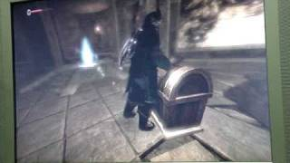 84, Fable 2. Whats in the Treasure chest in the Guild cave?