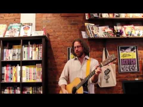 "Jonathan Coulton Medley - ""Code Monkey Save World"" - Bergen Street Comics"