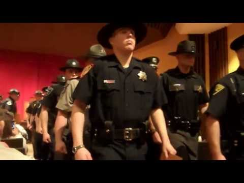 West Virginia State Police Academy 153rd Basic Class Graduation