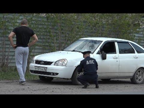 ДТП по улице Фарфористов, 3