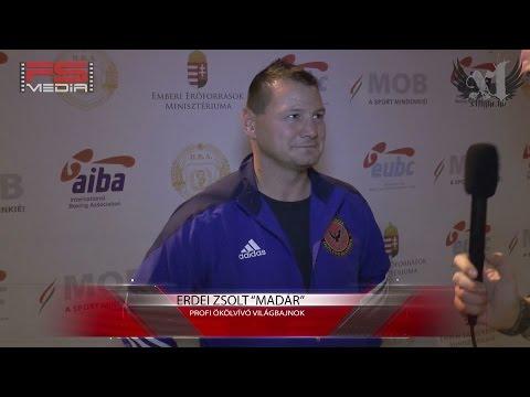 XL Fight - Interjú Erdei Zsolttal