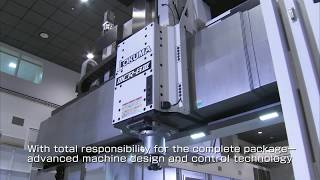 Double-Column Machining Centers【OKUMA CORPORATION JAPAN】