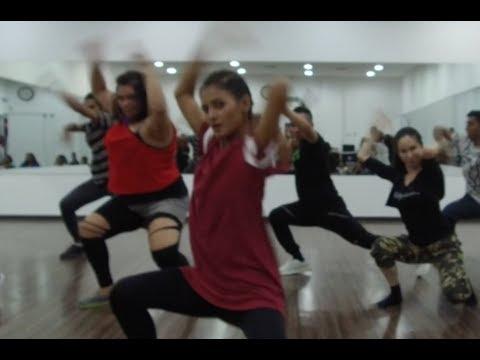Shakti dancing in Bahrain - Nritya Shakti Tour 2017