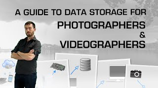 A Guide to data storage for photo and video editors - NAS, DAS, What to buy and how it all works
